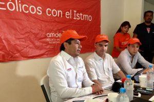 Eólicos apoyan al pueblo de Oaxaca