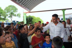Gobiernos Estatal y Federal refrendan compromiso para reconstrucción de Santo Domingo Petapa
