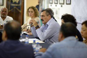 Con apoyo de autoridades auxiliares, atiende gobierno municipal afectaciones por fenómenos naturales