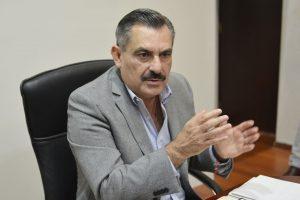 Convoca Hernández Fraguas a mantenernos unidos y solidarios ante los embates naturales