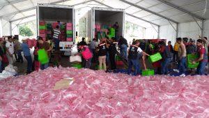 Envía Liconsa 81 mil litros de agua para consumo humano a la Delegación Iztapalapa, CDMX