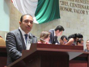 Congreso Local aprueba Ley de Organizaciones de Asistencia Social, presentada por el diputado Horacio Antonio.