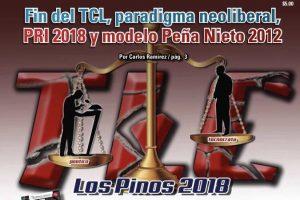 Fin del TCL, paradigma neoliberal, PRI 2018 y modelo Peña Nieto 2012: Carlos Ramírez