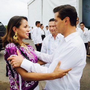 Asiste Diputada Mariana Benítez a la Primera Declaratoria Presidencial de Zonas Económicas Especiales en Puerto Chiapas
