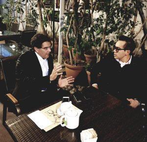 Entrevista a Armando Ríos Piter