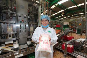 Liconsa regulariza abasto de leche en  el Valle de México y Morelos