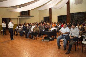 """Expone SAPAO Proyecto """"MAS Oaxaca"""" a agencias de zona Sur Poniente"""