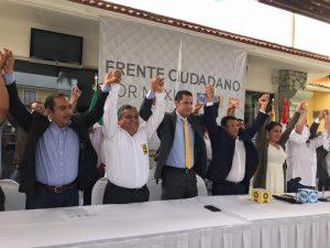 El Frente Ciudadano por México busca acabar con la corrupción y la impunidad: HAM