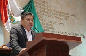 Exige diputado Tomás Basaldú comparecencia de funcionarios y transparencia en entrega de recursos a damnificados por sismos.