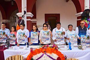 Anuncian Feria Artesanal, Gastronómica y Cultural en Zaachila