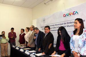 Oaxaca, líder nacional en desarrollo urbano: Sinfra