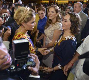 Reconoce Córdova Brena resultados del trabajo de la Presidenta del DIF Estatal