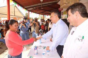 El número de lecherías Liconsa en Tlaxcala creció en 31 por ciento