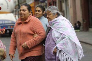 """Efecto """"Norte"""" y bajas temperaturas afectarán Oaxaca"""