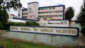 Anuncian Trabajadores del Hospital Civil paro de labores