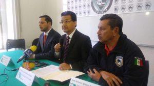 Confirma FGEO detención de lider cetemista por presunta participación en multihomicidio