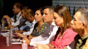Avanza reconstrucción y reactivación económica del Istmo: AMH