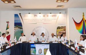 Refrenda AMH compromiso para mejorar el Sistema Penitenciario en Oaxaca