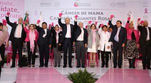 Marca ISSSTE la pauta a escala nacional en la reducciónde mortalidad por cáncer de mama