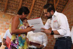 Tras años de espera, miles de familias se incorporan a programa Social
