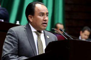 Diputado Sergio López demanda más seguridad para carreteras federales.