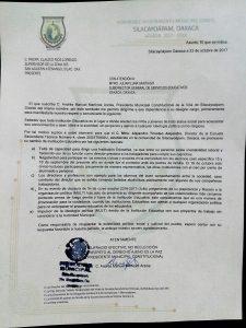 El abuso de autoridad de la 22: Horacio Corro Espinosa