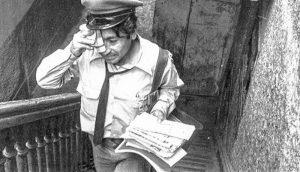 El cartero, mensajero de alegrías y tristezas: Horacio Corro Espinosa