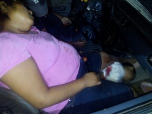 Emboscan y asesinan a una familia en Oaxaca