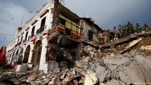 Terremotos y la creación del planeta: Horacio Corro Espinosa
