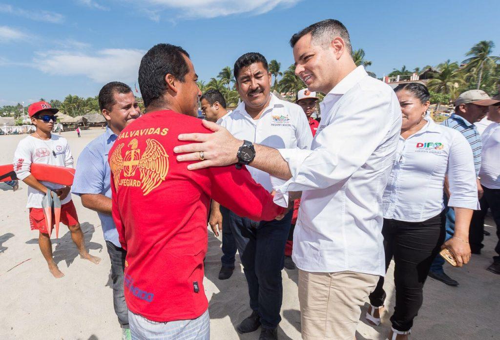 Refuerza Gobierno de Oaxaca seguridad en la región Costa