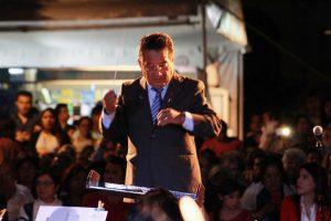 Eliseo Martínez, nuevo Director de la Orquesta Sinfónica de Oaxaca