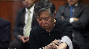 """Fujimori pide """"perdón"""" después de ser indultado"""