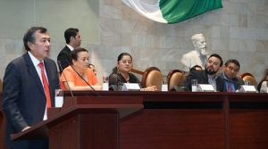 Celestino Alonso comparece ante el Congreso: ¡No habrá sub ejercicios!, dice.