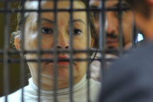 Trasladan a Elba Esther Gordillo de torre médica a su casa en Polanco