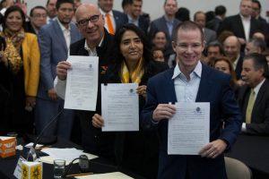 Ante la definición de las candidaturas presidenciales,  ¿los ciudadanos seguiremos en la inacción y omisión?: Adrián Ortiz
