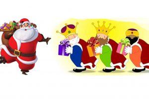 Santa Claus migrante y los Reyes Magos: *Francisco Ángel Maldonado Martínez
