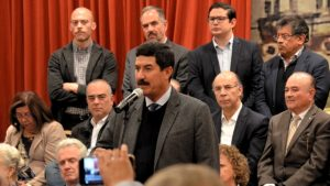 Corral combatiendo impunidad preservando la propia: la historia de su carrera política: Raúl Castellanos