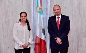 Renuncia Mariana Nassar Piñeyro al DIF Estatal Oaxaca