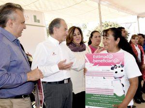 """Liconsa pone en marcha """"Mi Lechería Bonita"""" en San Luis Potosí"""