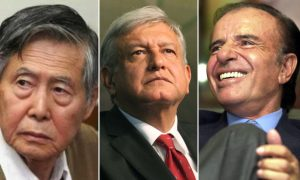 Andrés Manuel, Menem y Fujimori: tres variantes de populismo: *Francisco Ángel Maldonado