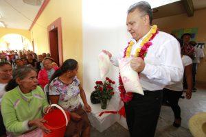 Liconsa llega con leche fortificada a 16 de los 17 municipios de Tabasco