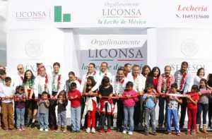 Liconsa alcanza cobertura total en Michoacán