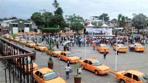 Inicia Sevitra Plan de Reordenamiento del Transporte Público en Tuxtepec