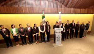 Anuncia Alejandro Murat Hinojosa cambios en el Gabinete Estatal