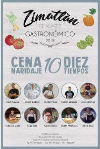 Buscan revalorar gastronomía de Zimatlán de Álvarez