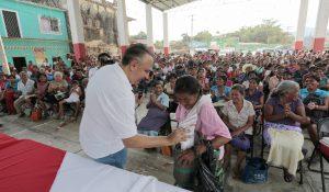 Liconsa lleva leche fortificada a seis mil 678 localidades del país