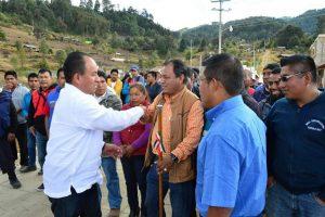 La mixteca eligió a un representante de tiempo completo y vamos avanzado con las comunidades, Sergio López Sánchez