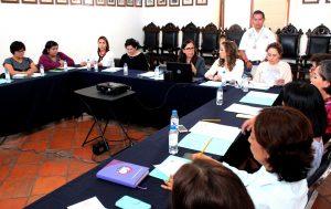Presenta Directora del Instituto Municipal de la Mujer informe a integrantes del Consejo Consultivo