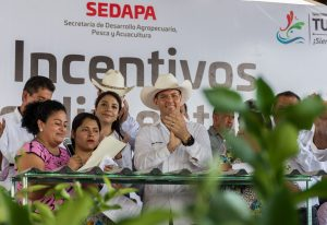 Impulsa Alejandro Murat acciones de desarrollo en la región de la Cuenca