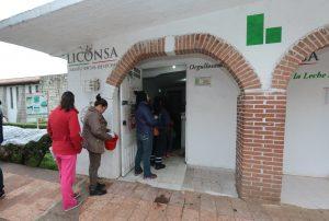 En cinco años, Liconsa inauguró 253 lecherías en Veracruz